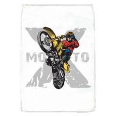 Moto X Wheelie Removable Flap Cover (Large)