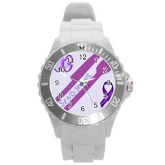 Send Spoons Plastic Sport Watch (large)
