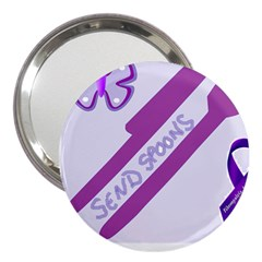 Send Spoons 3  Handbag Mirror