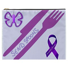 Send Spoons Cosmetic Bag (xxxl)