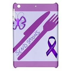 Send Spoons Apple iPad Mini Hardshell Case