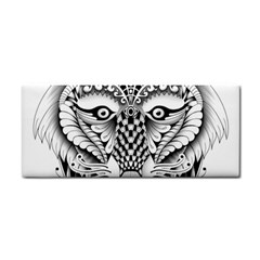 Ornate Foxy Wolf Hand Towel