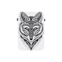 Ornate Foxy Wolf Apple iPad Mini Protective Sleeve