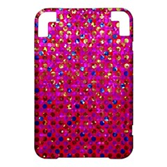 Polka Dot Sparkley Jewels 1 Kindle 3 Keyboard 3G Hardshell Case