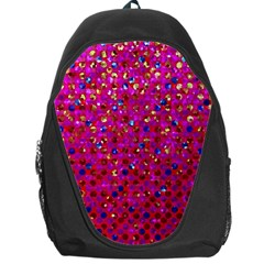 Polka Dot Sparkley Jewels 1 Backpack Bag