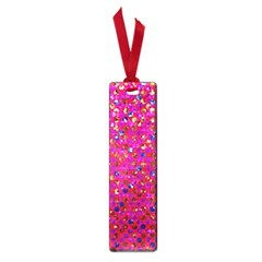 Polka Dot Sparkley Jewels 1 Small Bookmark