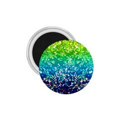 Glitter 4 1 75  Button Magnet