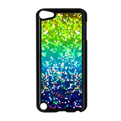 Glitter 4 Apple iPod Touch 5 Case (Black)