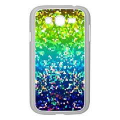 Glitter 4 Samsung Galaxy Grand DUOS I9082 Case (White)