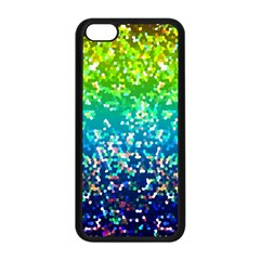 Glitter 4 Apple iPhone 5C Seamless Case (Black)