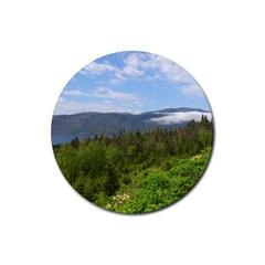 Newfoundland Drink Coaster (Round)