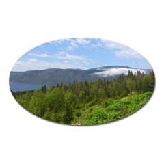 Newfoundland Magnet (Oval)