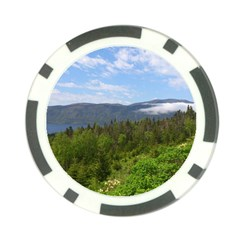 Newfoundland Poker Chip