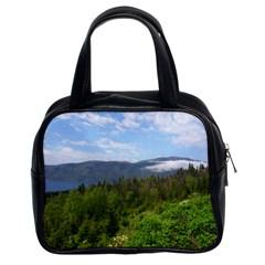 Newfoundland Classic Handbag (two Sides)