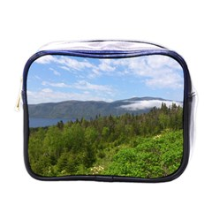 Newfoundland Mini Travel Toiletry Bag (one Side)