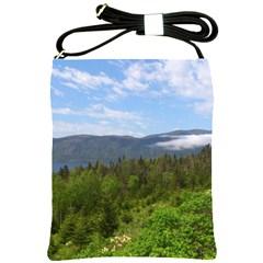 Newfoundland Shoulder Sling Bag