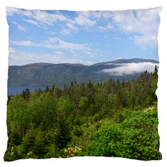 Newfoundland Large Cushion Case (two Sided)