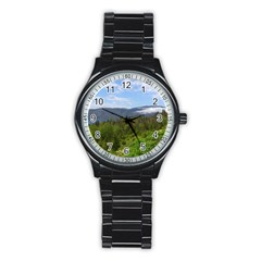 Newfoundland Sport Metal Watch (Black)
