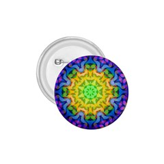 Psychedelic Abstract 1.75  Button