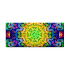 Psychedelic Abstract Hand Towel