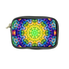 Psychedelic Abstract Coin Purse