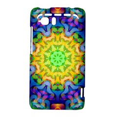 Psychedelic Abstract HTC Vivid / Raider 4G Hardshell Case
