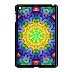 Psychedelic Abstract Apple Ipad Mini Case (black)