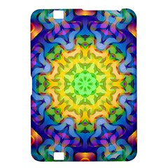 Psychedelic Abstract Kindle Fire Hd 8 9  Hardshell Case