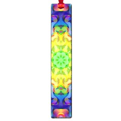 Psychedelic Abstract Large Bookmark