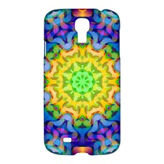 Psychedelic Abstract Samsung Galaxy S4 I9500/i9505 Hardshell Case