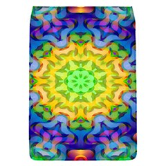 Psychedelic Abstract Removable Flap Cover (Small)