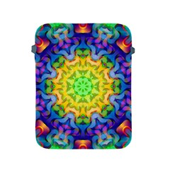 Psychedelic Abstract Apple Ipad Protective Sleeve