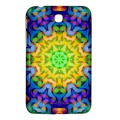 Psychedelic Abstract Samsung Galaxy Tab 3 (7 ) P3200 Hardshell Case