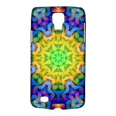 Psychedelic Abstract Samsung Galaxy S4 Active (I9295) Hardshell Case