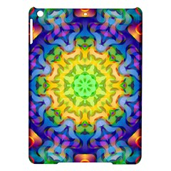 Psychedelic Abstract Apple iPad Air Hardshell Case