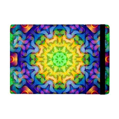 Psychedelic Abstract Apple Ipad Mini 2 Flip Case