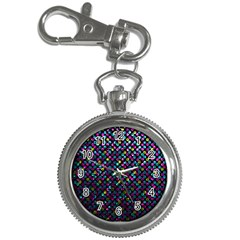 Polka Dot Sparkley Jewels 2 Key Chain Watch