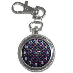 Polka Dot Sparkley Jewels 2 Key Chain Watch