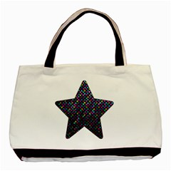 Polka Dot Sparkley Jewels 2 Classic Tote Bag