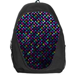 Polka Dot Sparkley Jewels 2 Backpack Bag