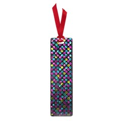 Polka Dot Sparkley Jewels 2 Small Bookmark