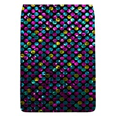 Polka Dot Sparkley Jewels 2 Removable Flap Cover (Small)