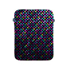 Polka Dot Sparkley Jewels 2 Apple iPad Protective Sleeve