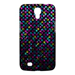 Polka Dot Sparkley Jewels 2 Samsung Galaxy Mega 6.3  I9200 Hardshell Case