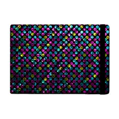 Polka Dot Sparkley Jewels 2 Apple iPad Mini 2 Flip Case