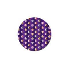 Flare Polka Dots Golf Ball Marker