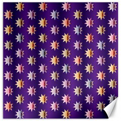 Flare Polka Dots Canvas 20  X 20  (unframed)