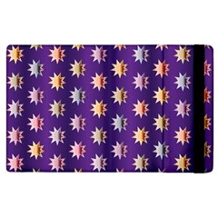 Flare Polka Dots Apple iPad 2 Flip Case