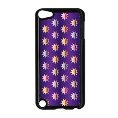 Flare Polka Dots Apple iPod Touch 5 Case (Black)