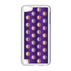 Flare Polka Dots Apple iPod Touch 5 Case (White)